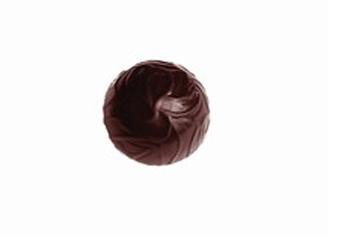 Moule double sphère enrobée (27mm)