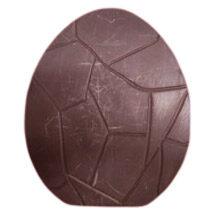 Solid egg bar mold