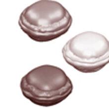 Parisian Macarons Double Mold