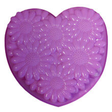 """""""Bouquet""""  silicone cake mold"""