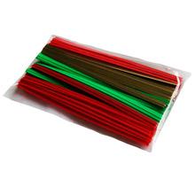 Classic Christmas mix twist ties