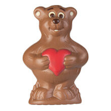 Bear with heart (Large)