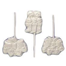 Assorted Christmas Lollipop Mold
