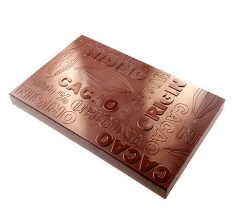Cocoa Pod Chocolate Bar Mold
