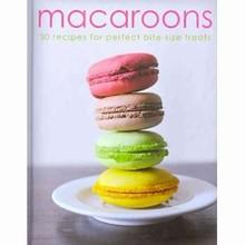 Livres sur les macarons