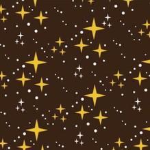 Feuilles de transfert Étoiles de noël