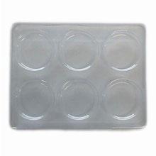 Round cavity trays (cav06)