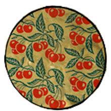 Cherry Print Confectionery Foil