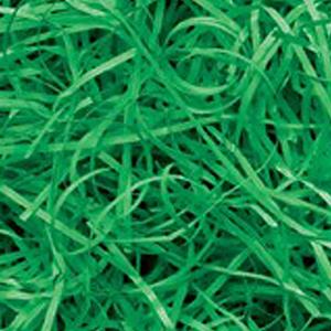 Paille papier fin vert émeraude