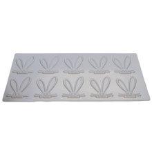 Impression mats, Bunny border