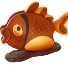 """""""MARLIN"""" the fish, thermoformed mould"""