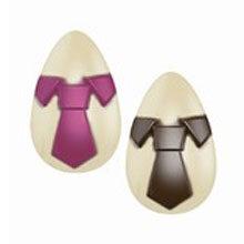 Egg in Tie