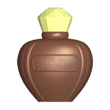 """Eau de Chocolat"" Perfume Mold"