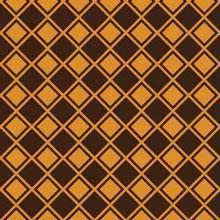 Feuilles de transfert, Carrés diagonaux orange