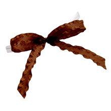 Brown bows