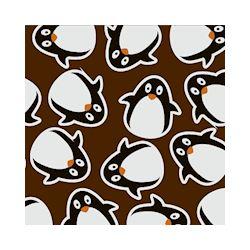"""Feuilles de transfert """"Baby Pingu"""""""