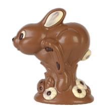 """Running rabbit"" mould"