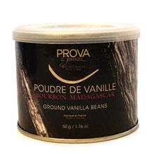 Prova Poudre de vanille, origine Madagascar (1.76oz)