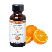 Orange Oil, Natural