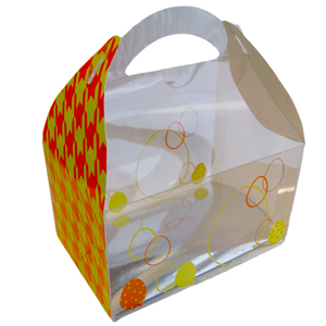Easter box - Decorative eggs