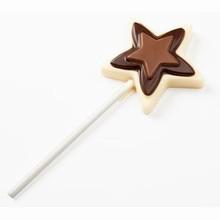 Moule chocolat suçon étoile