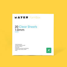 Mayku Clear Sheets