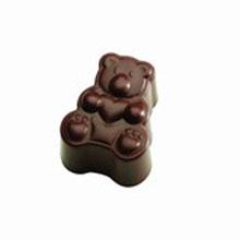 Moule chocolat praline ourson