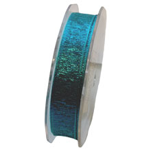 Ruban bleu métallique (15mm)