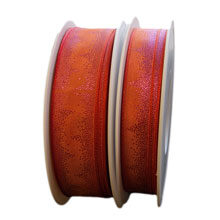 """Radiance"" orange ribbon"