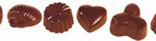 Assorted Pieces Chocolate Mold