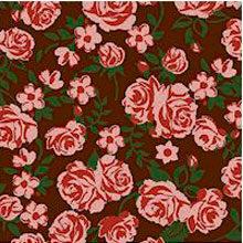 """Rose Flowers"" transfer sheets"