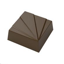 Moule chocolat, Praline