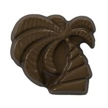 Moule chocolat, Palmier