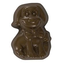 Moule chocolat, Chien