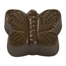 Moule chocolat papillon