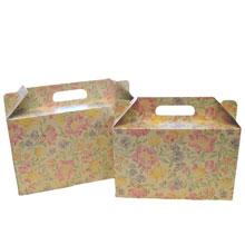 """Garden Party"" Briefcase (L)"