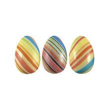 Blister Stripes Easter eggs