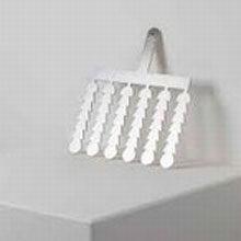 Stainless steel eclair decor comb Frank Haasnoot