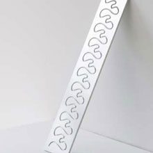 Stainless steel Drop template
