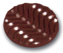 7g Chocolate Disc