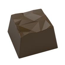 Bouchées carrée diamant