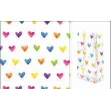 Coeurs multicolores (C1)