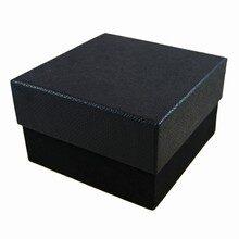 Rigid 2 tiered Ebony box