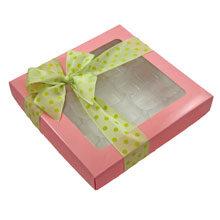 """""""Blush"""" , 1LB SQUARE BOX"""