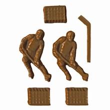 Hockey Themed PVC mold