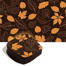 Autumn Leaves, transfer sheets