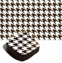 Houndstooth, transfer sheets