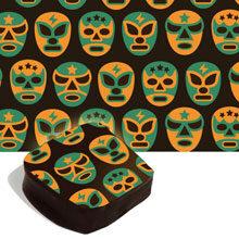 Lucha libre masks Transfer Sheets