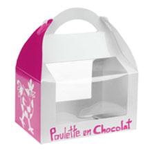 """""""Poulette en chocolat"""" (medium)"""