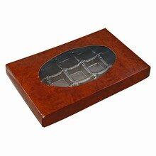 Caramel box 1lb rectangular